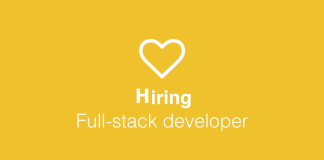 full-stack-developer Full Stack engineer