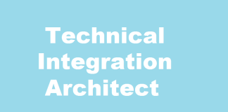 Architect jobs in Bangalore technical integration architect