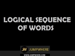 Logical Sequence of words