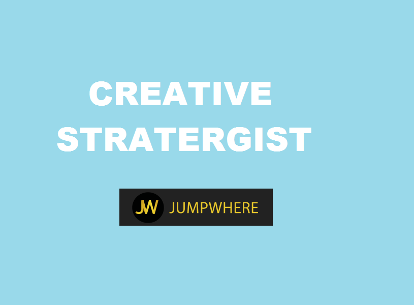 housejoy is hiring creative strategist who is more that 7
