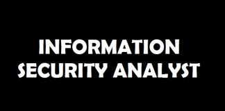information security analyst - BETSOL