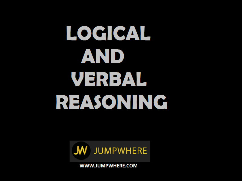 logical and verbal reasoning