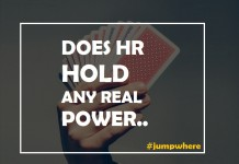 How much power does HR have
