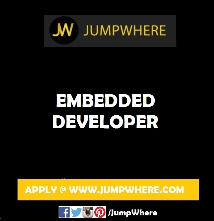 embedded developer bangalore