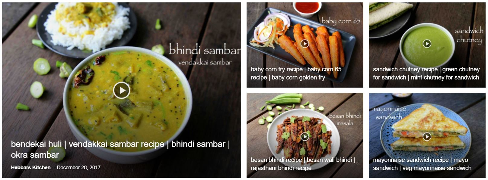 This Kitchen delivers Healthy Indian Veg recipes across ...