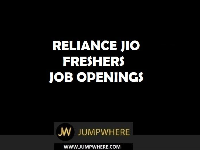 Reliance Jio Engineering freshers Job
