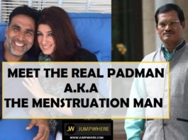 the real padman the menstruation man of India