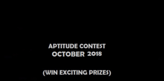 aptitude-contest-October-2018