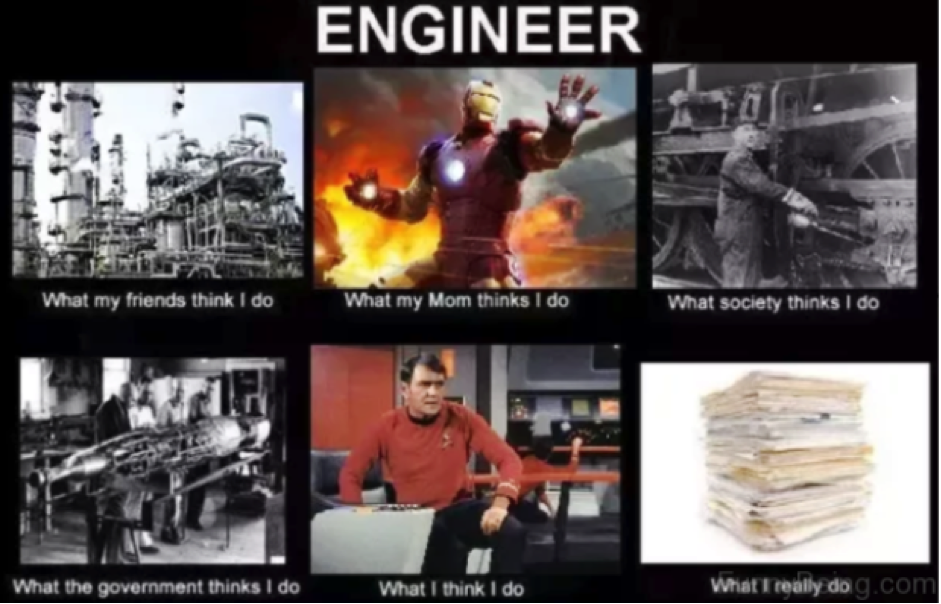 what engineers actually do