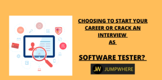 Choosing to start your career as Manual Software Tester or Automation Software Tester